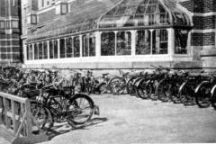 Austin High School greenhouse - 1937