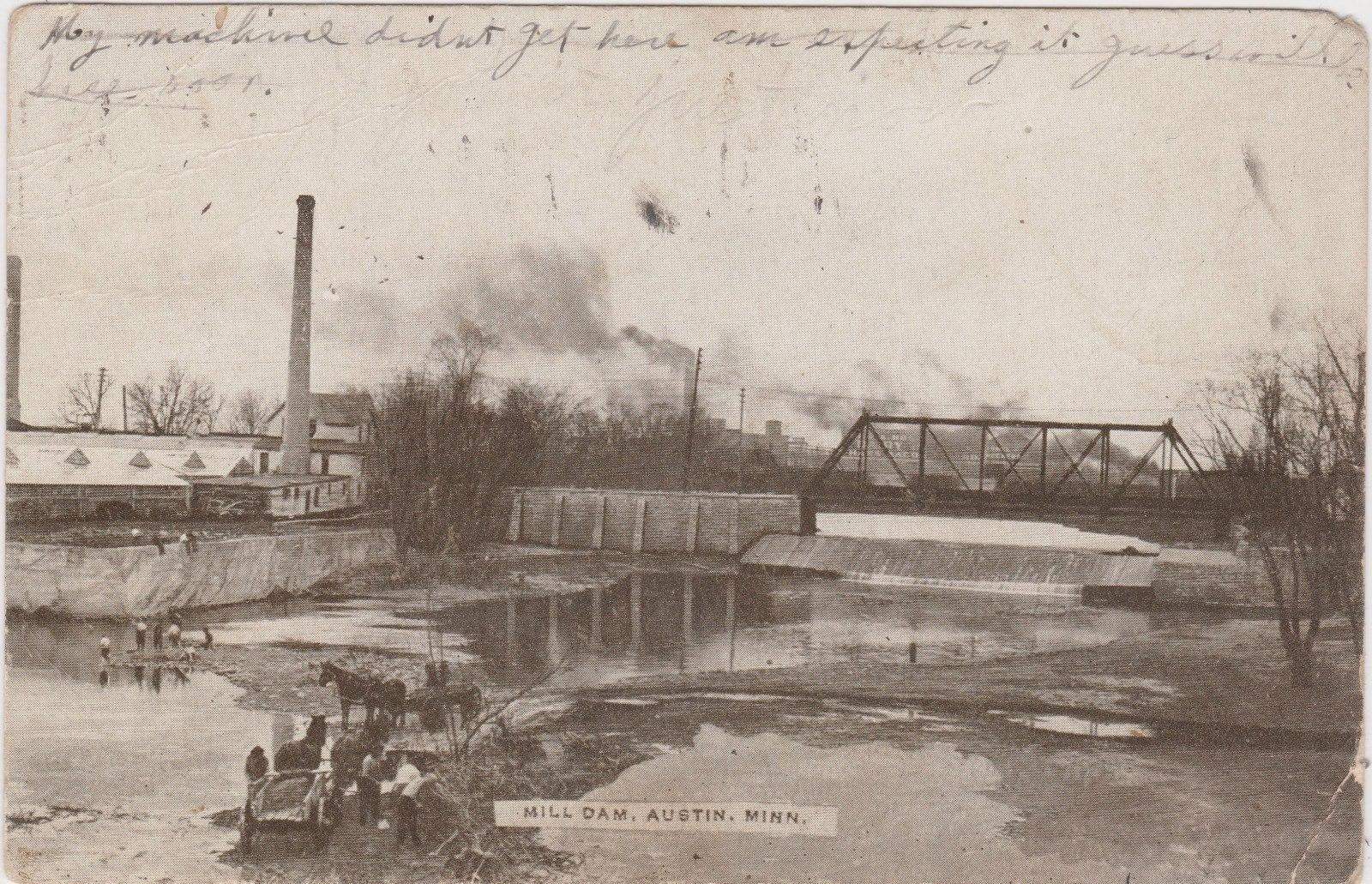 1910 Water Street Bridge
