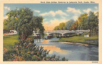 Layfayette Bridge Austin, Mn