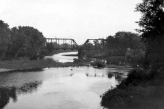 cedar river courtesy of the Minnesota Historical Society