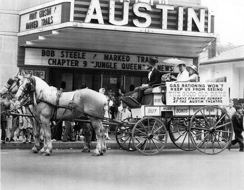 Austin Theater - 1940's