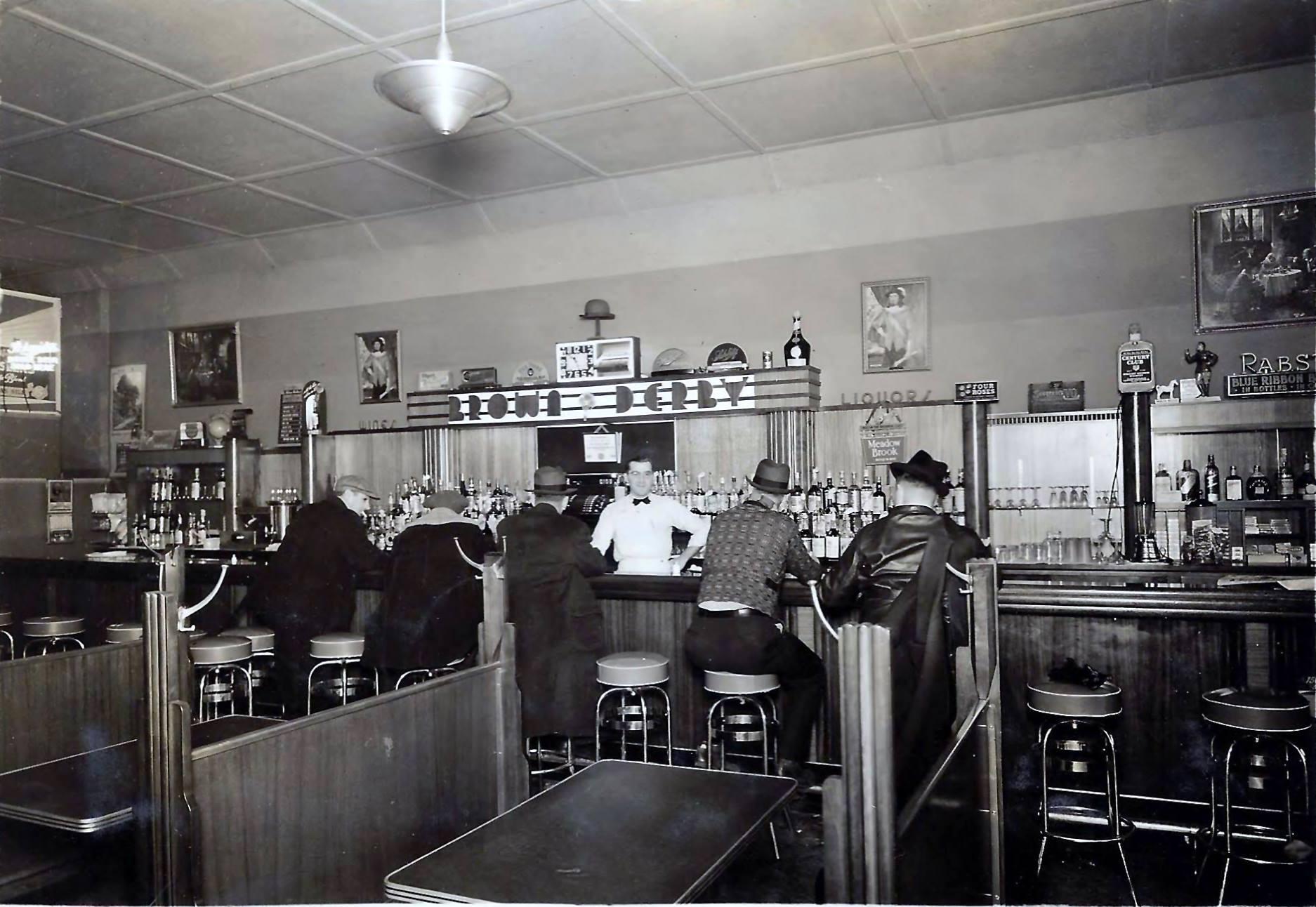 Brown Derby - 1950's Austin, Mn