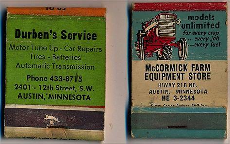 Durben's Service and McCormick Farm Equipment Store