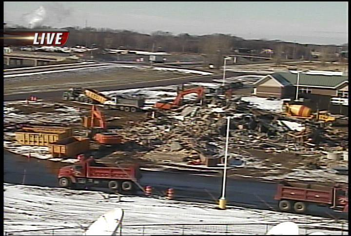 Goodbye Austin Truck and Auto Plaza. Always loved me some Watt's Cookin' too. Austin, Mn