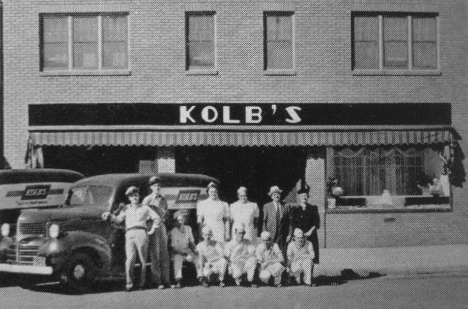 Kolb's Bakery (located at 1017 E. Bridge St. - 2nd Ave. N.E.)