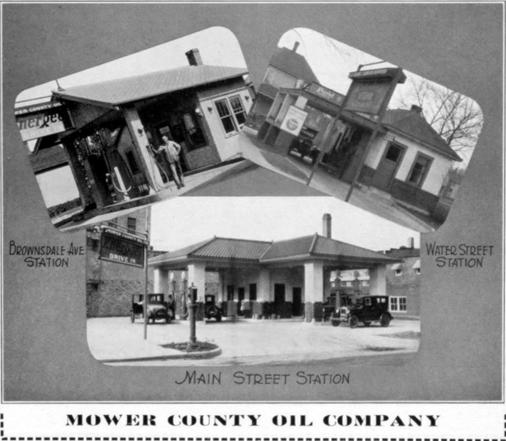 Mower County Oil Company - 1932