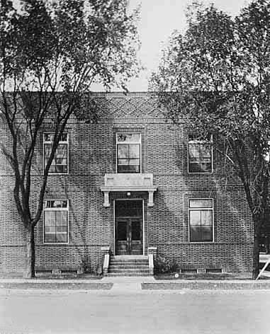 Northwestern Bell Telephone Building - 1940 Austin, Mn