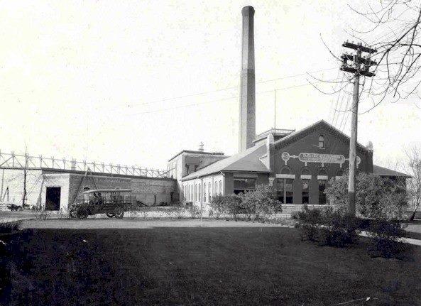Old Power Plant Austin, Mn