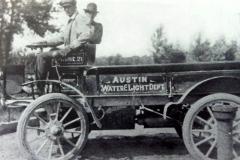 Austin Utilities truck - 1920's