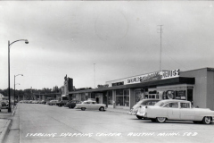 1950's Sterling Shopping Center Austin, Mn