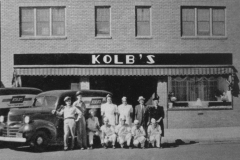 Kolb's Bakery (located at 1017 E. Bridge St. - 2nd Ave. N.E.)