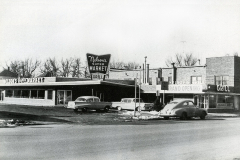 Nelson's Super Market & Grill burned on Jan. 7th 1969 Austin, Mn