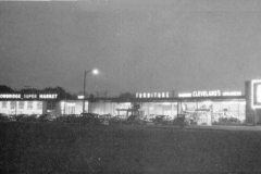 Sterling Shopping Center (night time) - 1952