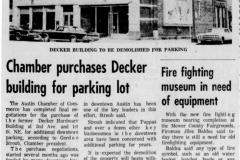 Decker Building Austin, Mn