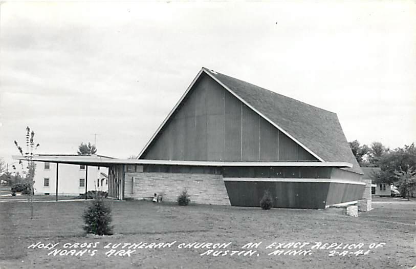 Holy Cross Lutheran Church Austin, Mn