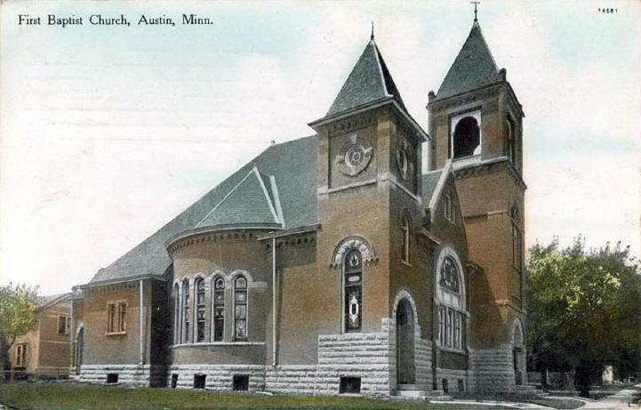 First Baptist Church Austin, Mn