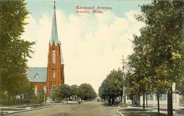 Kenwood Ave Austin, Mn