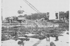 1937 Creating East Side Lake
