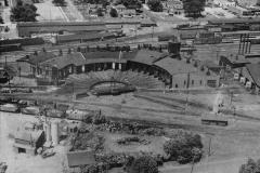 Roundhouse 1950's Austin, Mn