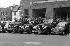 Fire station1940's Austin, Mn