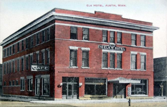 Elk Hotel Austin, Mn