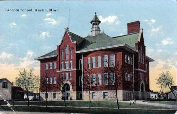 Lincoln School Austin, Mn
