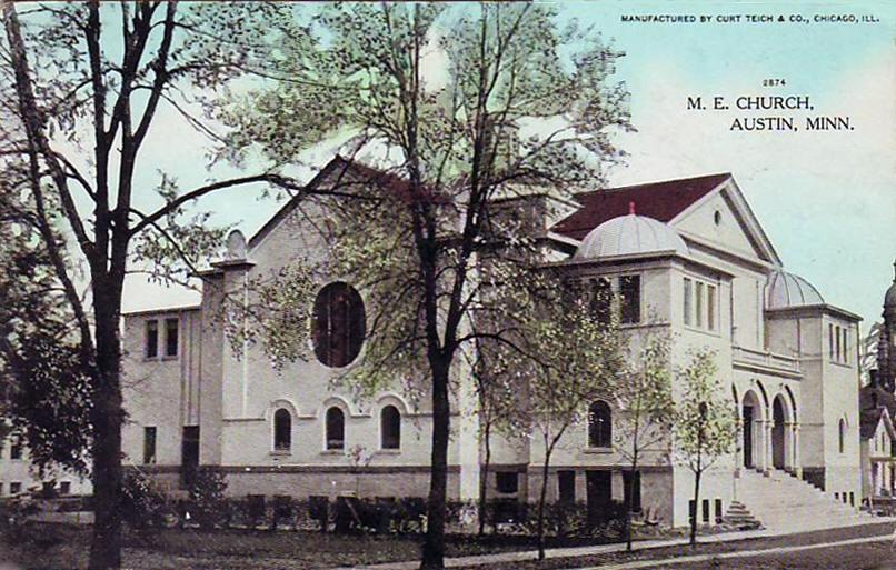 M. E. Church Austin, Mn