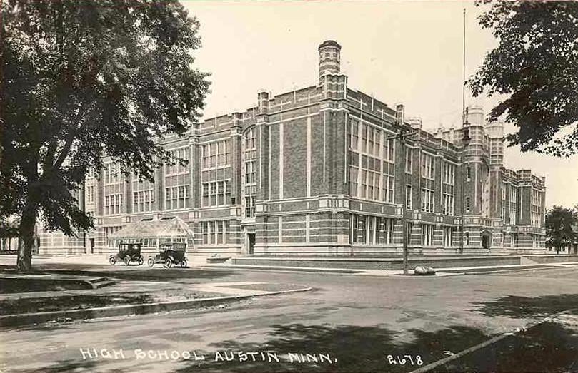 High School Austin, Mn