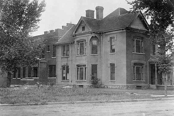 1920 Jail Austin, Mn