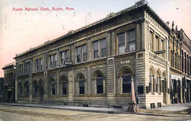 Austin National Bank Austin, Mn