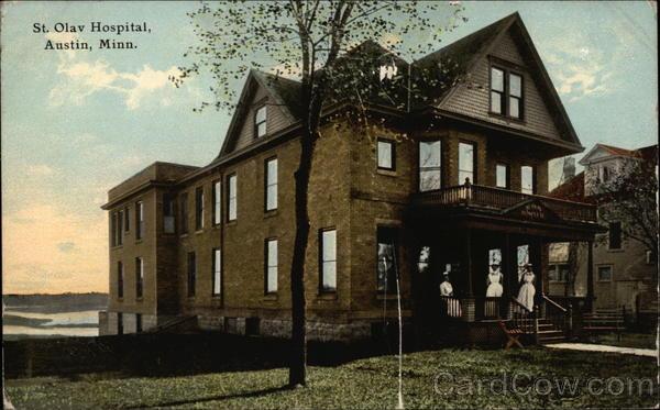 St Olaf Hospital Austin, Mn