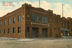1916 Fire Station and Armory