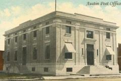 Post Office Austin, Mn
