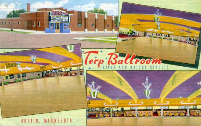 Terp Ballroom Austin, Mn