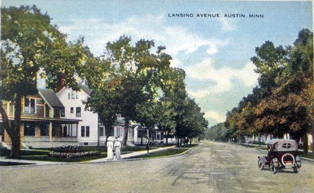 Lansing Ave Austin, Mn