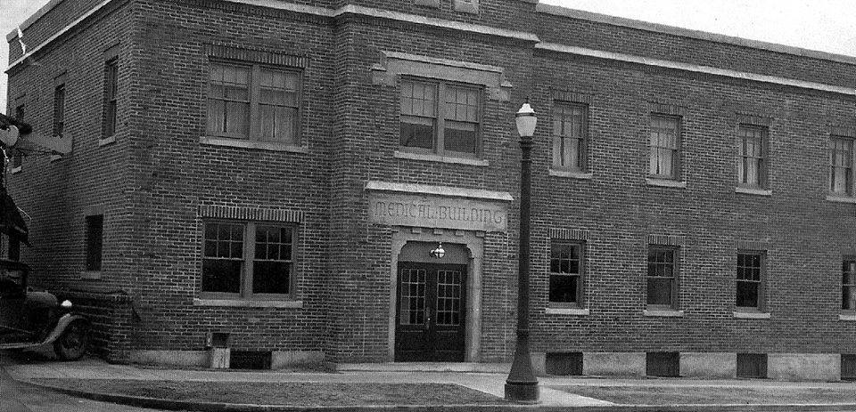 Medical Building (located at 605 N. Main St.) - yr. unknown Austin, Mn