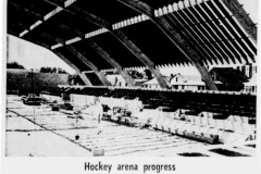 1973 New Arena Construction article - June 14th