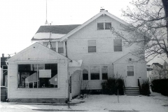 Former Mayor and Senator Charles (Baldy) Hansen place where he sold Maytag Appliances (located at 105 1st St. N.W.) Austin, Mn