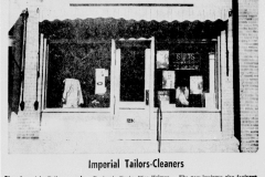 Imperial Tailors Cleaners article - March 30, 1974