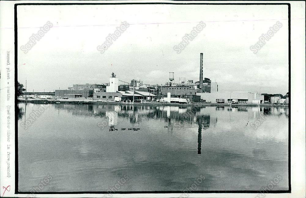1977 old hormel plant mill pond