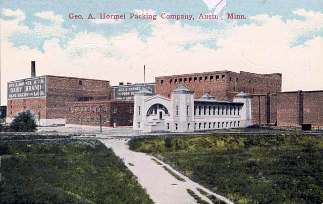 Geo. A. Hormel Packing Company Austin, Mn
