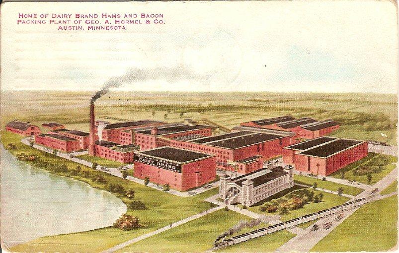 Hormel Co 1914 Austin, Mn