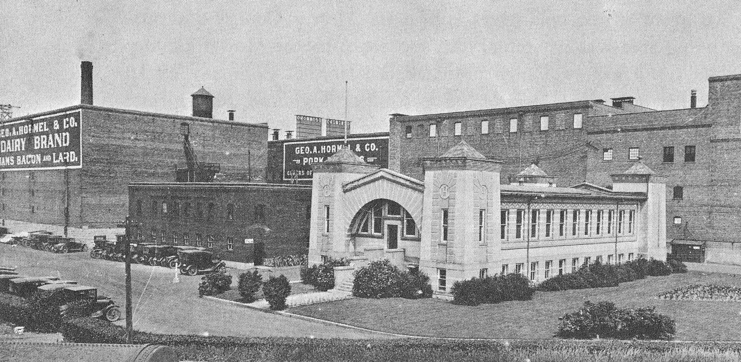 Hormel-plant-in-1908