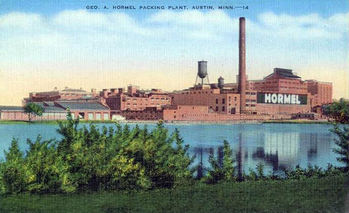 Hormel-plant-in-1945