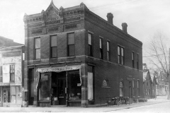 W.C. Horrobin - late 1890's - early 1900's (located at 223 N. Main St.)