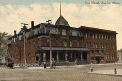 Fox Hotel Austin, Mn