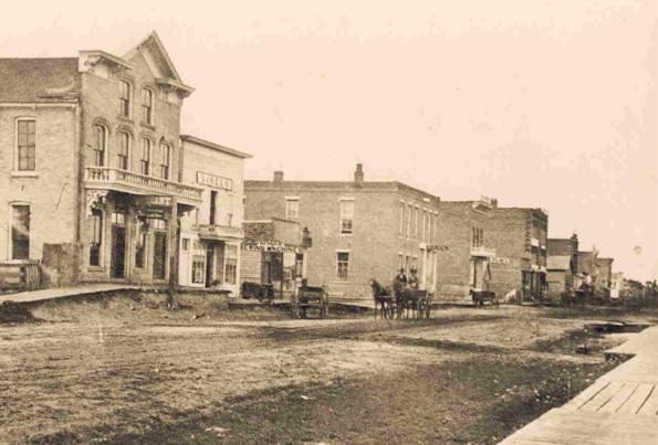 100 Block Main Street