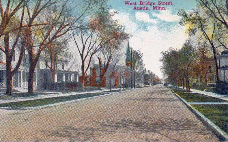 West Bridge Street Austin, Mn