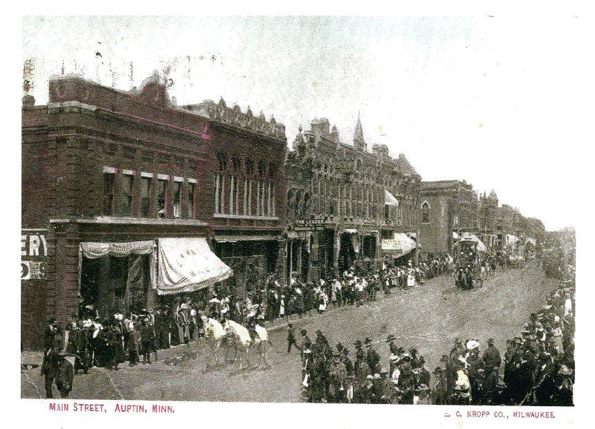 Main Street Austin, Mn