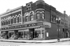 F.W. Woolworth Co. (located at 325 N. Main St.)